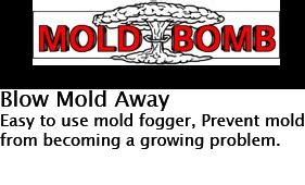 Mold Bomb Fogger