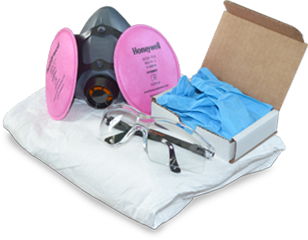 Mold Safety Kit