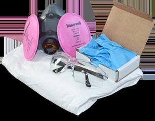 Mold Safety Kit